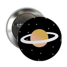 "'Saturn' 2.25"" Button"