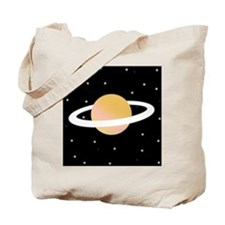 'Saturn' Tote Bag