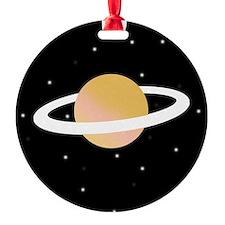 'Saturn' Ornament
