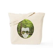 Afro Guy Tote Bag