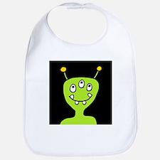 'Alien' Bib
