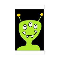 'Alien' Decal