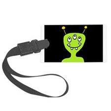 'Alien' Luggage Tag