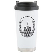 Anonymous Travel Mug