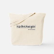 My Antidrug Tote Bag