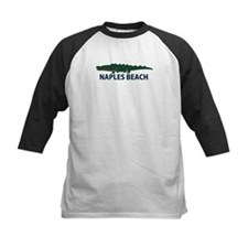 Naples Beach - Alligator Design. Tee