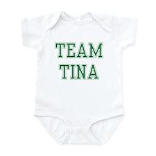 TEAM TINA  Infant Bodysuit