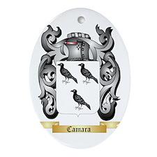 Camara Ornament (Oval)
