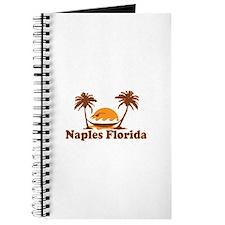 Naples FL - Palm Trees Design. Journal