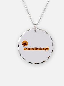 Naples FL - Beach Design. Necklace