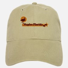Naples FL - Beach Design. Baseball Baseball Cap