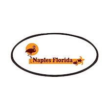 Naples FL - Beach Design. Patches