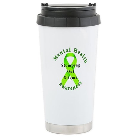 Stomping Out Stigma Travel Mug
