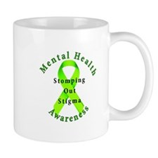 Stomping Out Stigma Mug