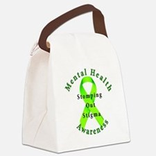 Stomping Out Stigma Canvas Lunch Bag