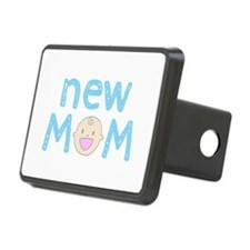 New Mom To Boy Hitch Cover