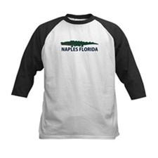 Naples Fl - Alligator Design. Tee