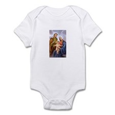 Jesus, Mary and Joseph Infant Bodysuit