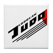 Kodokan Judo Tile Coaster