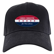 Chris Christie for NJ Baseball Hat