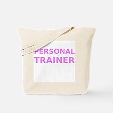 Personal Trainer Tote Bag
