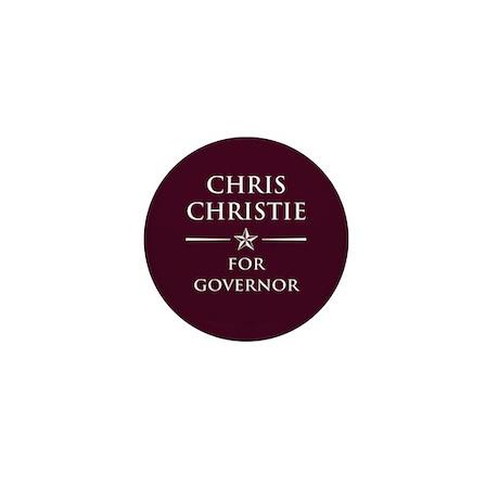 Vote Chris Christie Mini Button (100 pack)