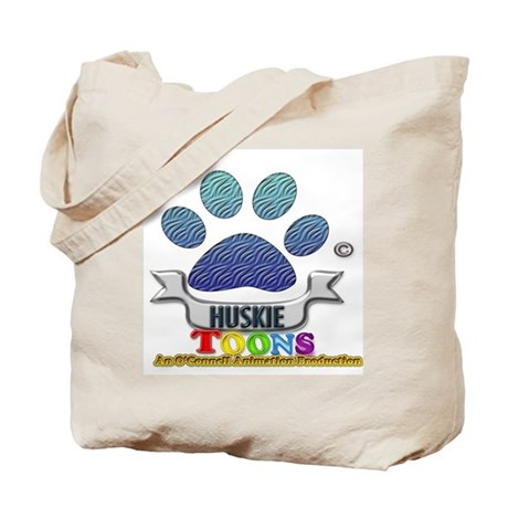 Huskie Toons 2013 logo Tote Bag
