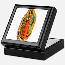 Virgen de Guadalupe Keepsake Box