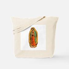 Virgen de Guadalupe Tote Bag