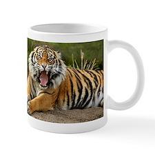 Sumatran roaring tiger Mug