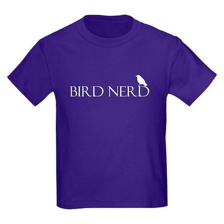 Bird Nerd Kids Dark T-Shirt