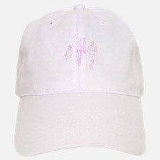 Triathlon Woman Hat