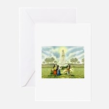 Our Lady of Fatima Greeting Cards (Pk of 10)