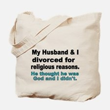 My Husband I Divorced for religious reasons. He t
