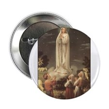 Our Lady of Fatima Button