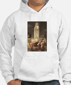 Our Lady of Fatima Hoodie Sweatshirt