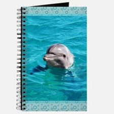 Dolphin Blue Water Journal