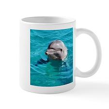 Dolphin Blue Water Mug