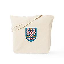 Moravia Coat of Arms Tote Bag