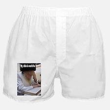 Oy Boxer Shorts