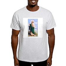 Saint Jude Ash Grey T-Shirt