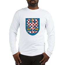 Moravia Coat of Arms Long Sleeve T-Shirt