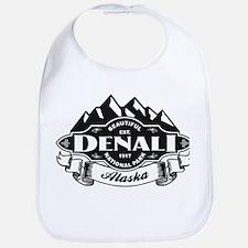Denali Mountain Emblem Bib