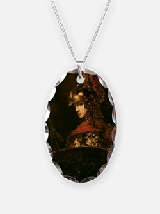 igure, 1664 65 @oil on canvasA - Necklace