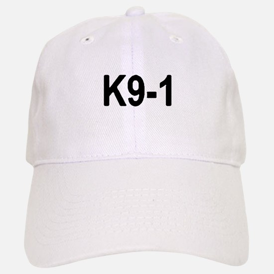 K9-1 Baseball Baseball Cap