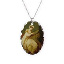 n canvasA - Necklace Oval Charm