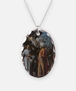 Martyrdom, c. 1600-1 @oil on copperA - Necklace