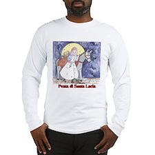 Festa di Santa Lucia Long Sleeve T-Shirt