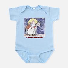 Festa di Santa Lucia Infant Bodysuit