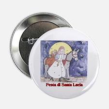 """Festa di Santa Lucia 2.25"""" Button"""
